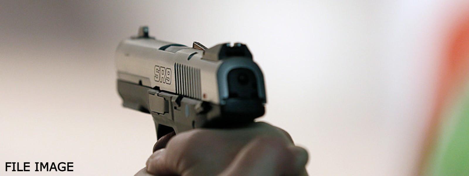 Shots fired in Wellampitiya; One suspect injured