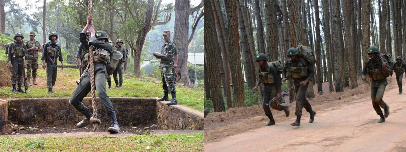 MILITARY TRAINING FOR ALL ABOVE THE AGE OF 18; SAYS MINISTER