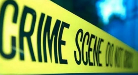 15-YEAR-OLD DEAD IN DOMESTIC VIOLENCE INCIDENT