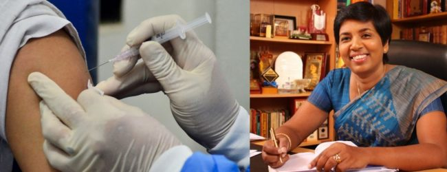 COVID-19 INOCULATION IN SL BEGINS ON FRIDAY (29): STATE MINISTER