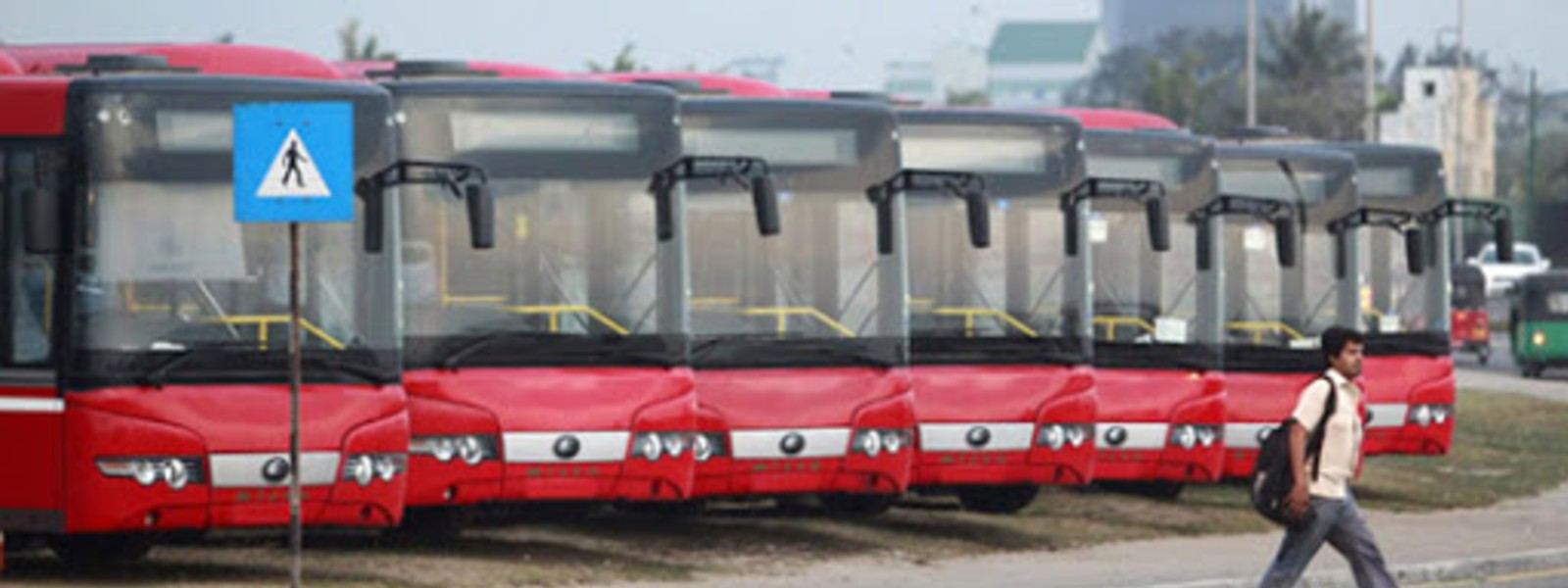 CABINET APPROVES PURCHASE OF LOW-FLOOR BUSES