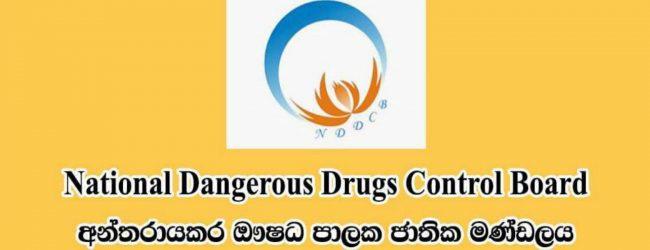 REHABILITATION PROGRAMME FOR RELEASED DRUG ADDICTS