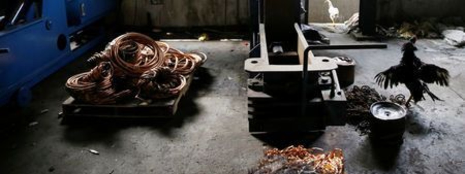 Police clarifies release of copper factory workers