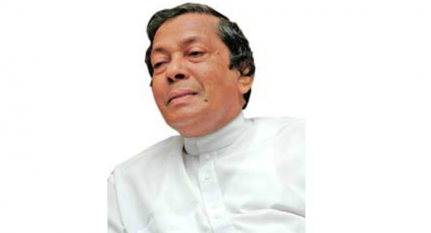 Final rites of Fmr. Speaker W. J. M. Lokubandara