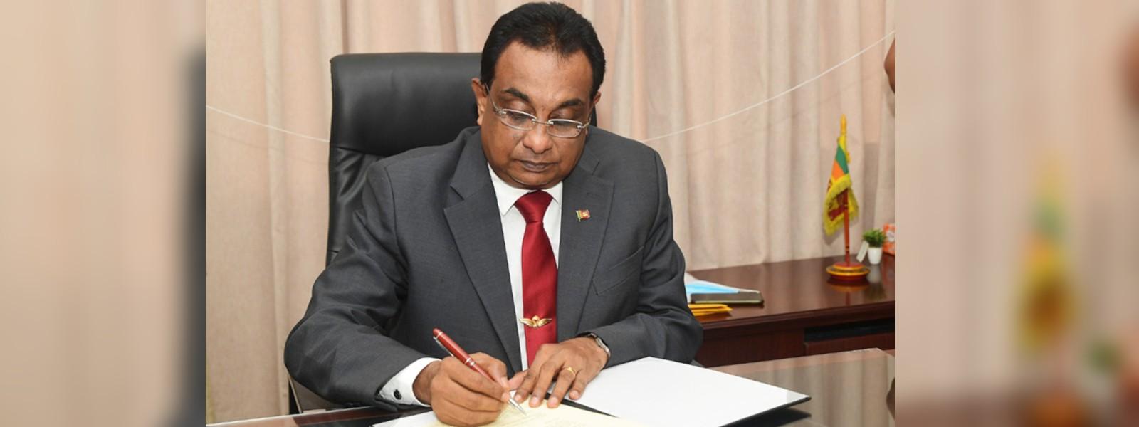 Agriculture Secretary refutes resignation reports