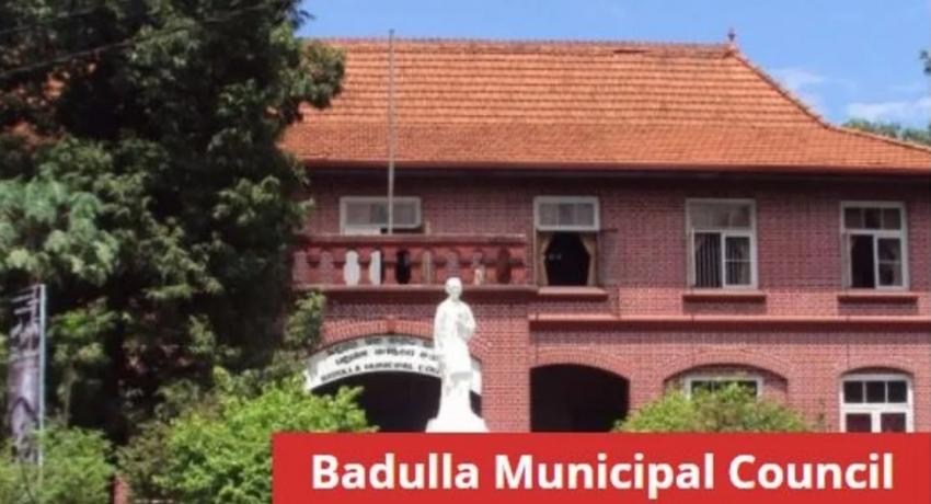Operations at Badulla MC suspended