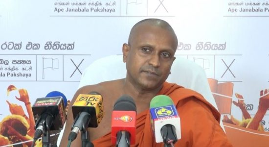 Final PCoI report on April Attacks was manipulated; Ven. Chandrasiri Thero