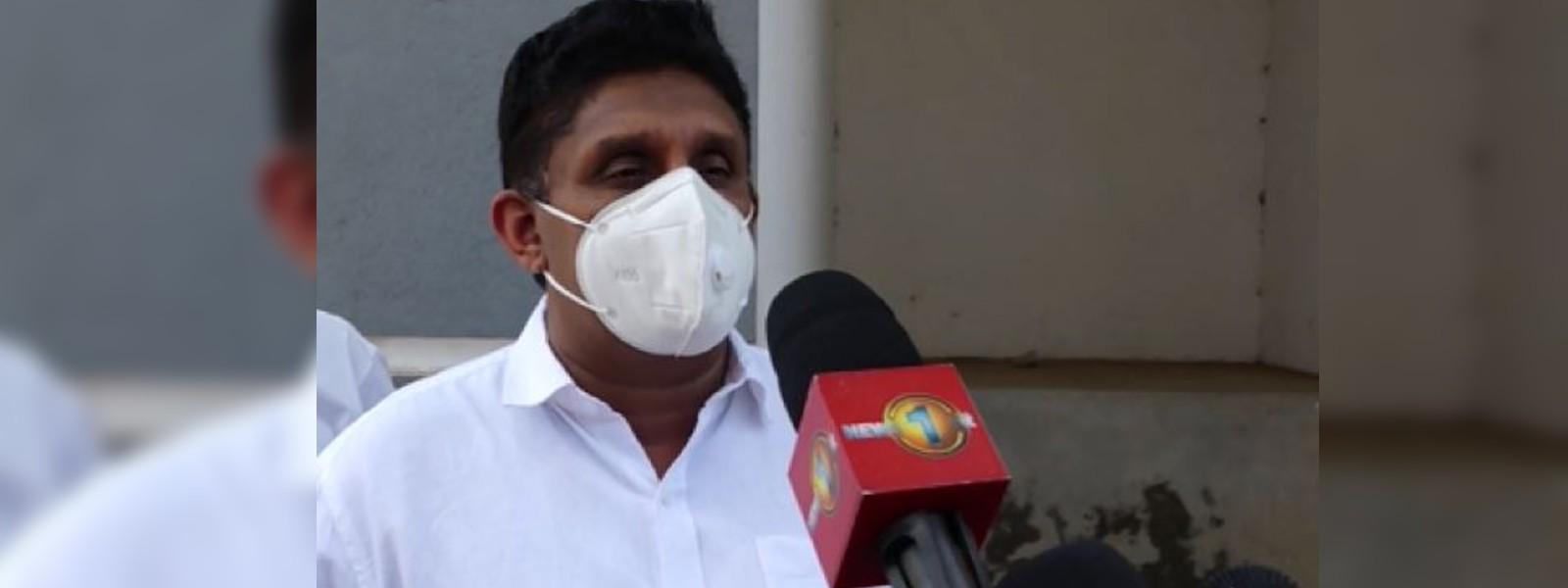 Opposition Leader visits imprisoned Ranjan Ramanayake