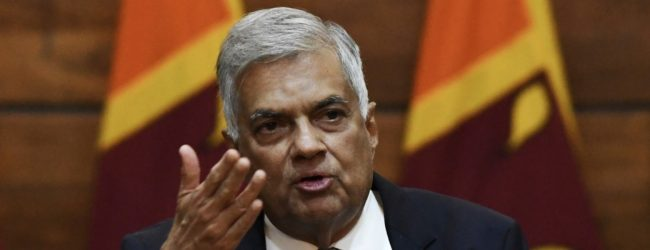NSC meetings not called after political crisis : Ranil