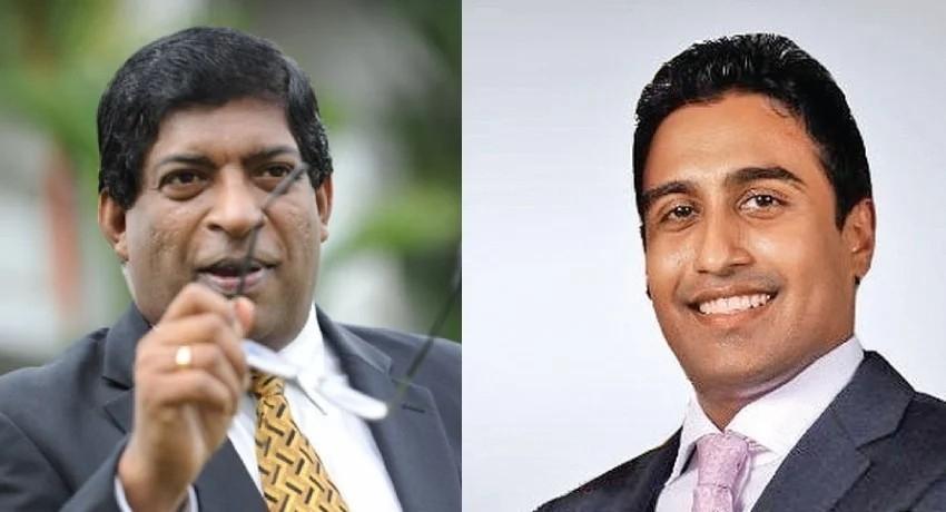 Ravi Karunanayake & Arjun Aloysius indicted
