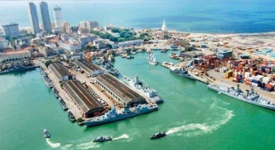 India continues longstanding interest in operations at Colombo Port