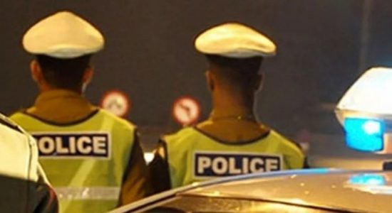 3, 880 suspects arrested in a single-day in island-wide police operation