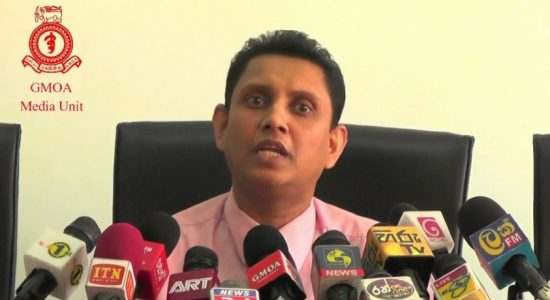 Unsystematic COVID-19 Vaccination drive in place: Dr. Aluthge