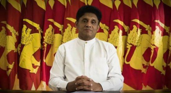 Challenge is to ensure Sri Lanka's sovereignty: Sajith Premadasa