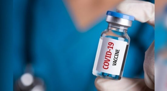 COVID-19 Vaccination at High-Risk GN Division from Tomorrow (26)