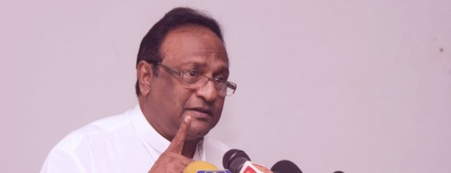 Sri Lanka has offered India the West Container Terminal – Foreign Minister Dinesh Gunawardena