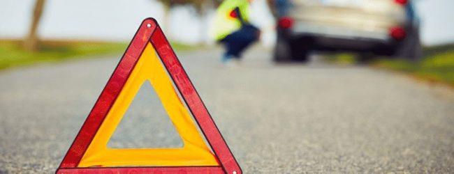 45 dead in 403 motor accidents in one-week
