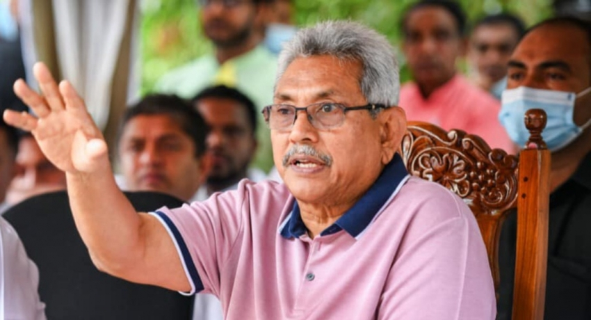 President launches 'Kekulu-thuru Udaanaya' National Initiative