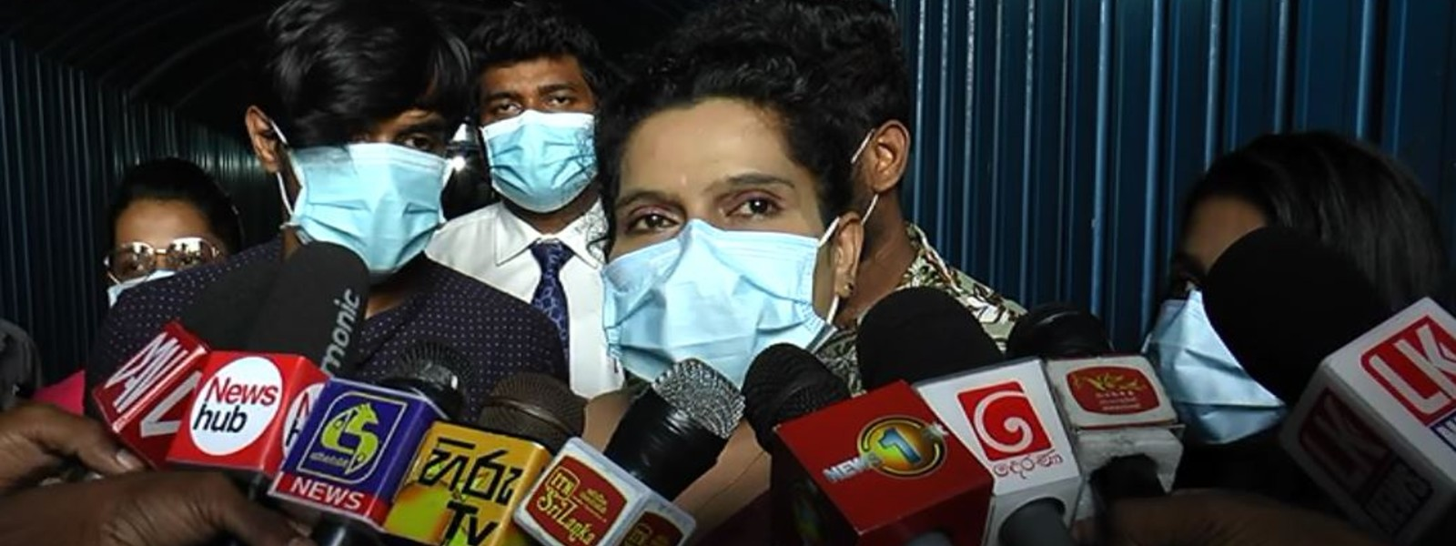 Wimal's wife files CID complaint over defamatory reports