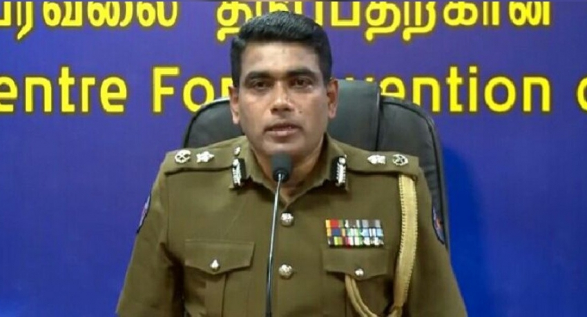 Those under home-quarantine, must stay at home: DIG Ajith Rohana
