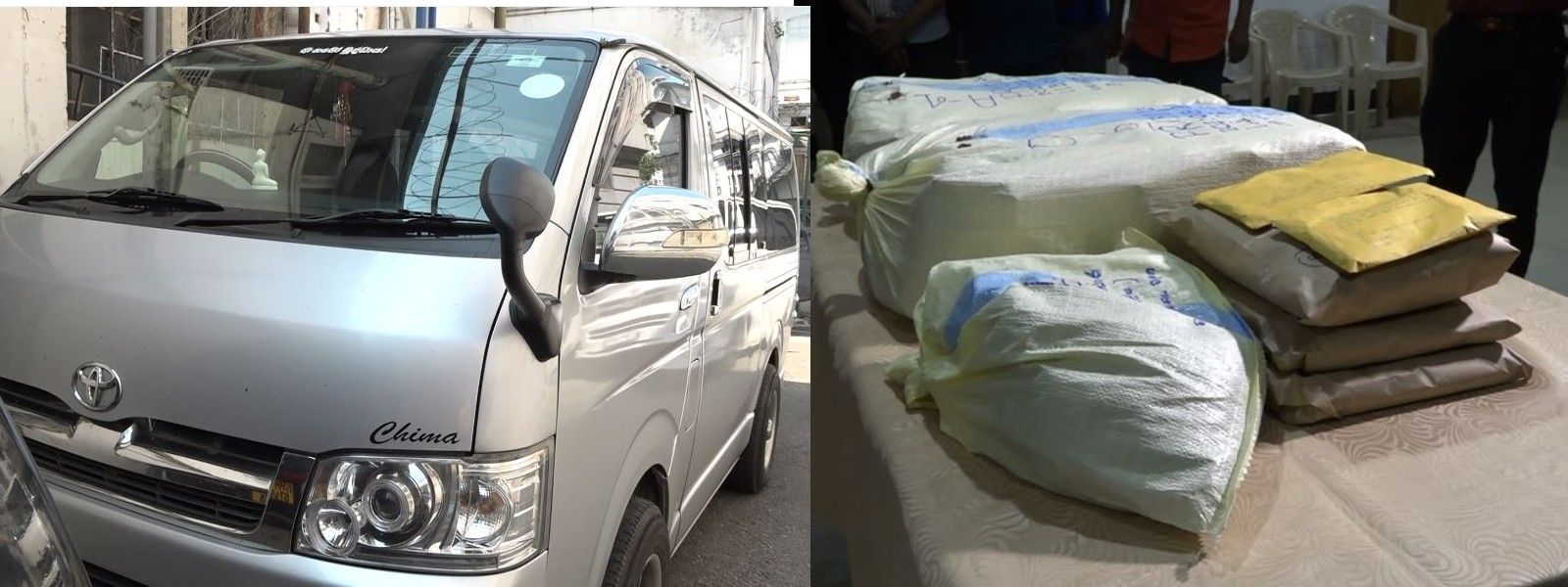 Horana heroin part of 'Harak Kata's drug operation; Police