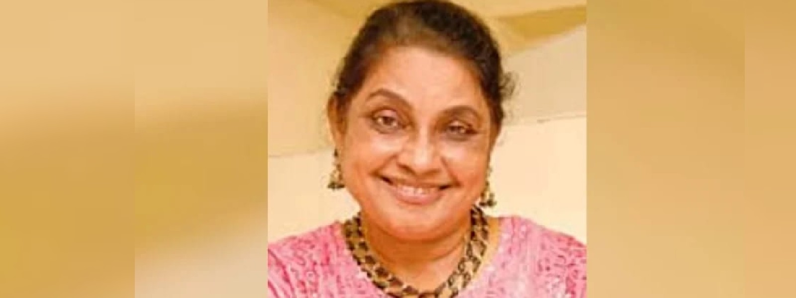 Veteran actress Miyuri Samarasinghe no more
