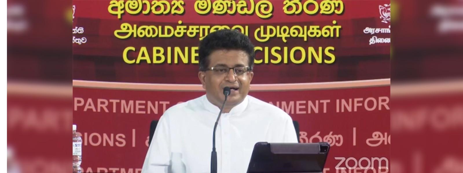 """""""Sri Lanka can't afford another lockdown"""" – Gammanpila"""