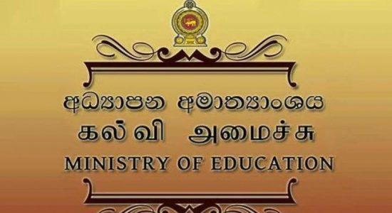 Vacancies for principals at national schools to be filled