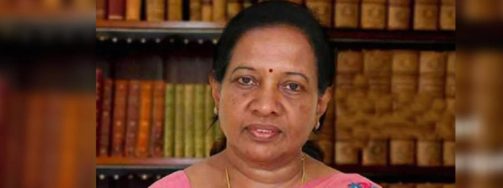 Yogeswari Patkunarajah appointed as Commissioner of PCoI on HR violations