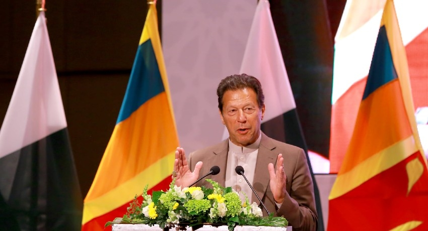 (VIDEO) 'You only lose when you give up' – Imran Khan's motivation