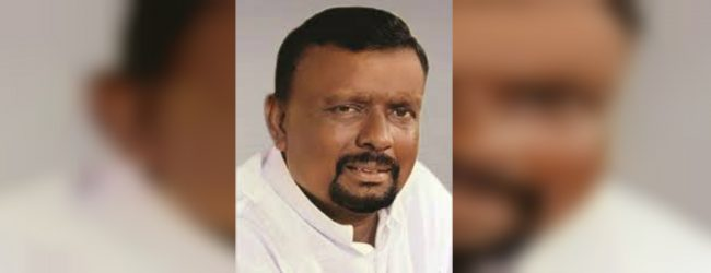 Committee approves burial of COVID-19 deceased : Chandrasena