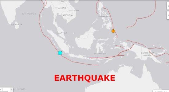 Powerful magnitude 6.2 quake rocks Sumatra
