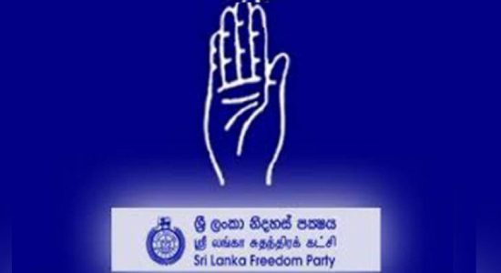 SLFP discusses allegations against Sirisena