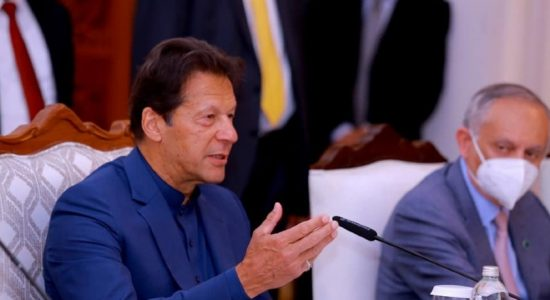 $50 million defence credit line facility for SL; Pakistan PM Imran Khan