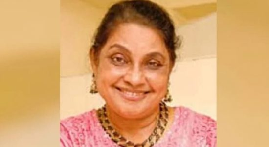 Veteran actress Miyuri Samarasinghe no more
