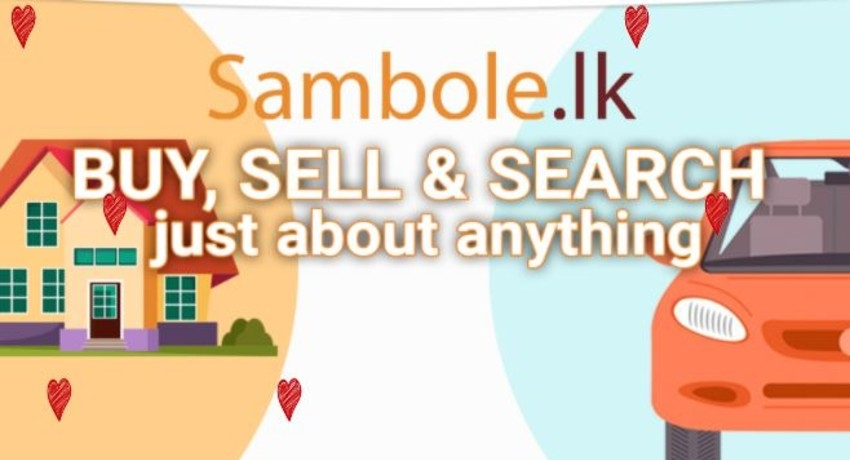 Sri Lanka's leading e-commerce platform Sambole.lk turns 01