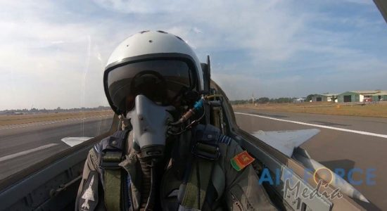 (VIDEO) 30 years of glory for SLAF's No. 05 Fighter Jet Squadron