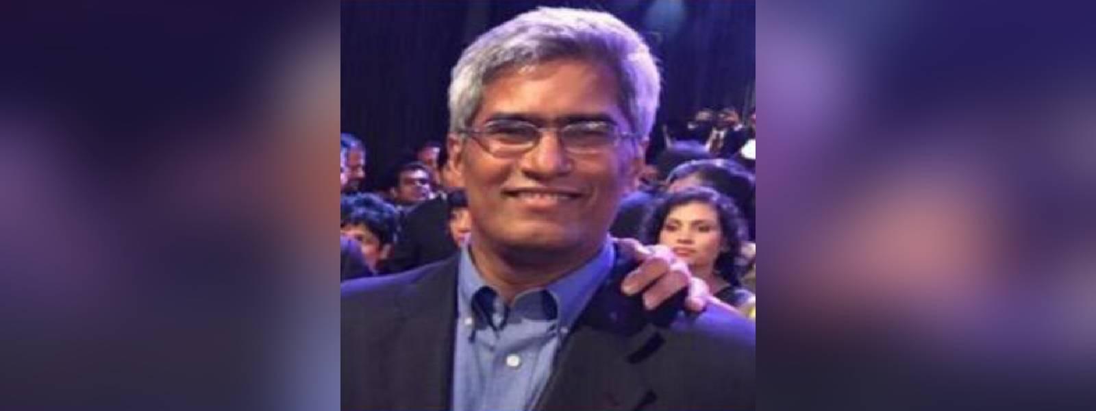 Senior Journalist and Former Sri Lankan Diplomat Bandula Jayasekera no more