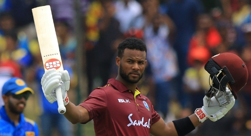 West Indies beat Sri Lanka by eight wickets to lead ODI series