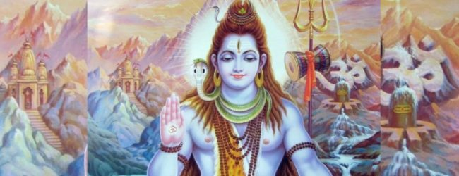 Maha Shivaratri Day: Blessings of Lord Shiva sought to achieve peace – President