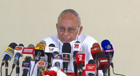 Cardinal slams govt for failure over Muthrurajawela protection