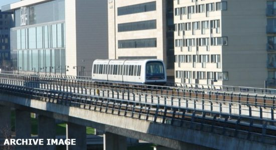 04 elevated railway tracks to address Colombo's traffic jam