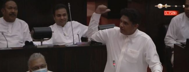 (VIDEO) SL's foreign policy is weak; Opp. Leader clashes with Foreign Min.