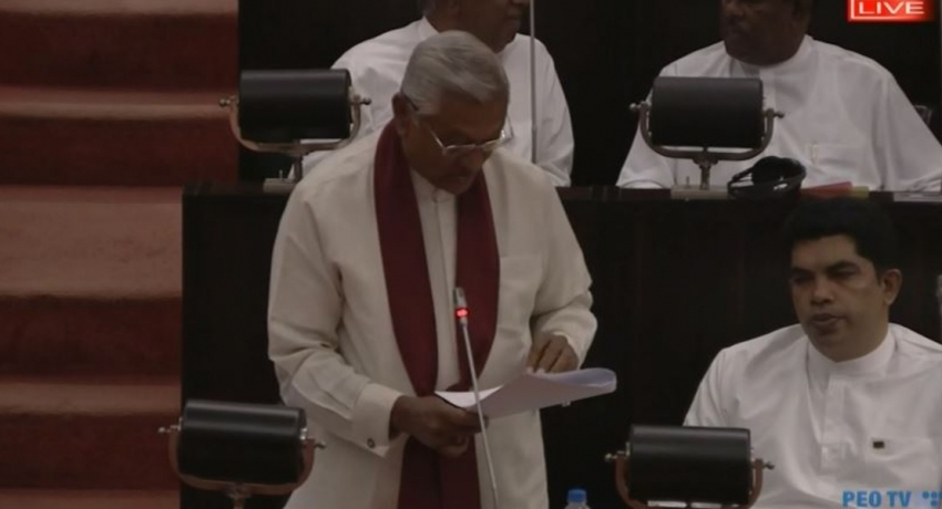 UNESCO will be consulted before building tanks in #Sinharaja – Chamal