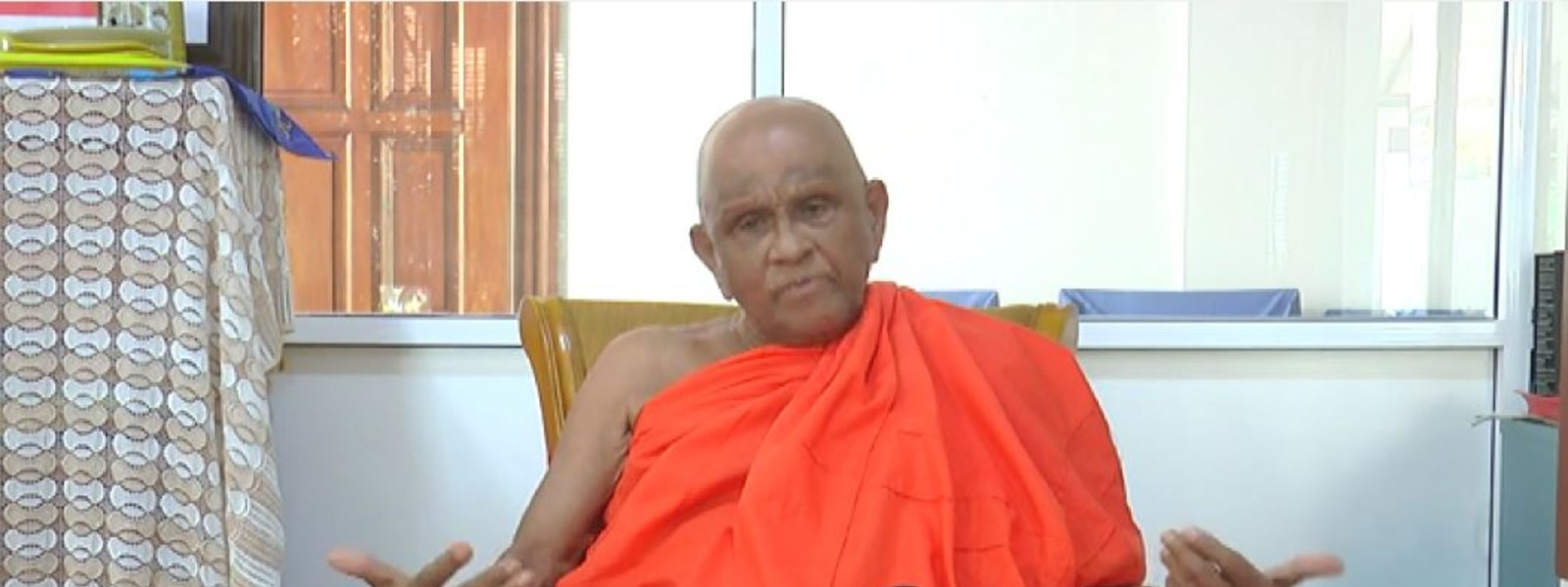 'The people are fed-up with the Government'- Ven. Muruththettuwe Thero