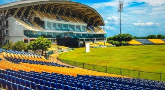 SLC never wanted to build Sooriyawewa International Cricket Stadium?