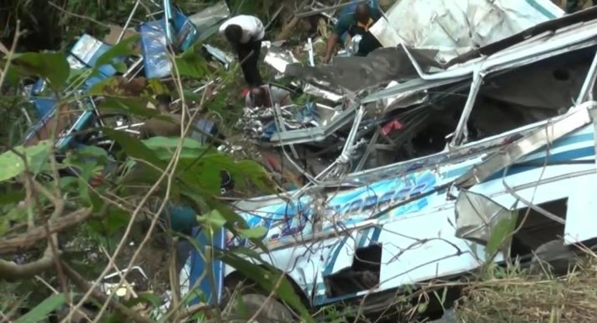 Driver of Passara bus accident survives – Police