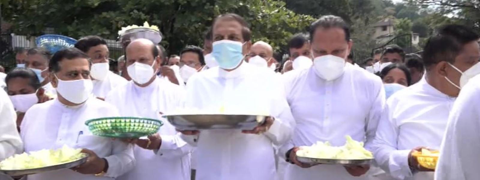 'SLFP will form a future government' – Maithripala Sirisena