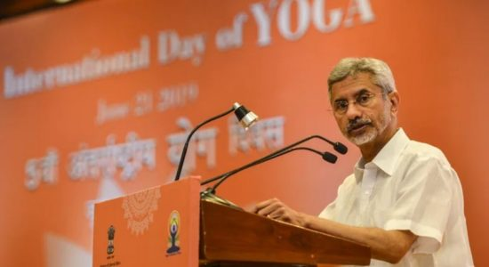 """India will unequivocally stand by Sri Lankan Tamil communities"" – Jaishankar"