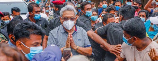 "Sri Lanka's President threatens to ""teach media a lesson"""